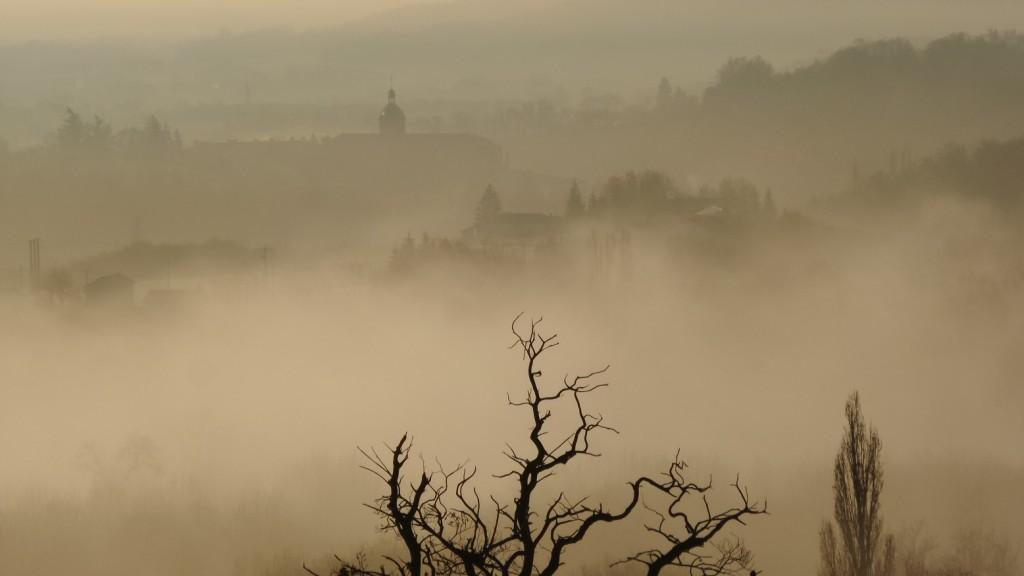 st Antoine dans le brouillard