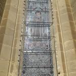 Fenestrage Gothique, abside de Saint Antoine l'Abbaye